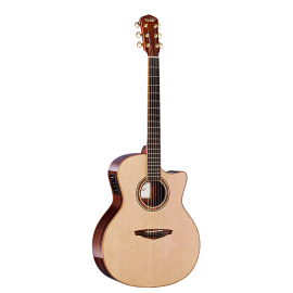 Guitare Folk V5-GACE Electro Naturel Massive